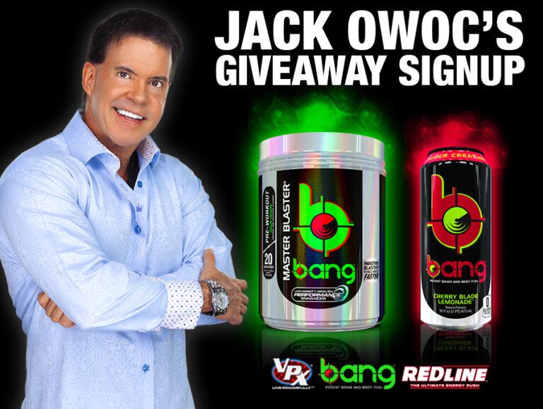 250 Crazy Case Bang Jack OWOC Giveaway