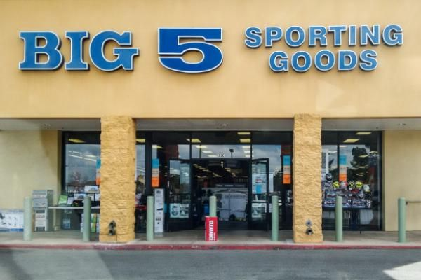 Big 5 Sporting Goods Customer Satisfaction Survey