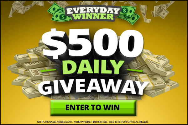 Everyday Winner Sweepstakes