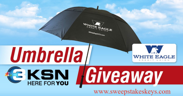 KSN Umbrella Giveaway
