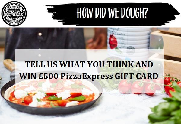 PizzaExpress Customer Survey