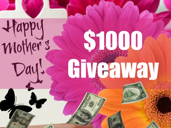 VRBO Mother's Day Sweepstakes