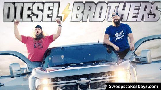 Diesel Brothers Giveaway