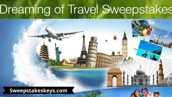 Travelchannel.com Dreaming of Travel Sweepstakes