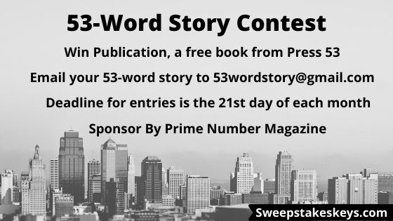 53-Word Story Contest