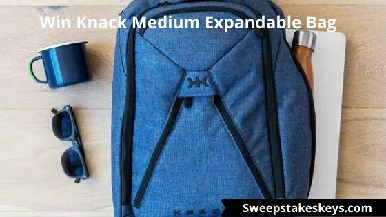 Knack Bag Sweepstakes 2020