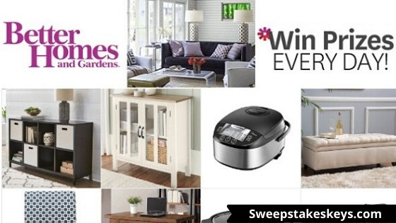 Bhg.com Daily Sweepstakes 2020