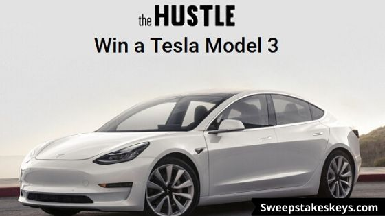 The Hustle Car Giveaway