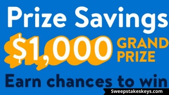 Walmart MoneyCard Cash Sweepstakes 2020