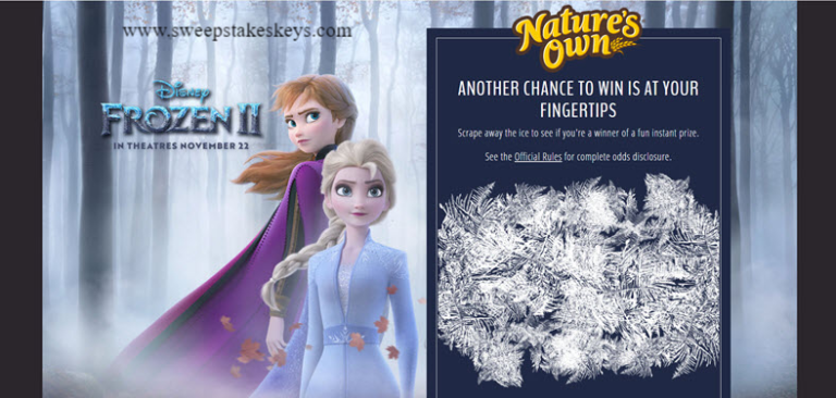 Nature's Own Adventure Sweepstakes