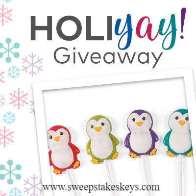 Oriental Trading Holiyay Days Giveaway