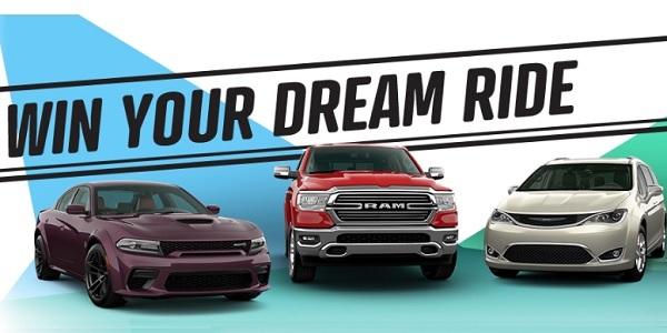 Chrysler Canada Dodge Contest - Win Vehicle | WinWithDodge.com