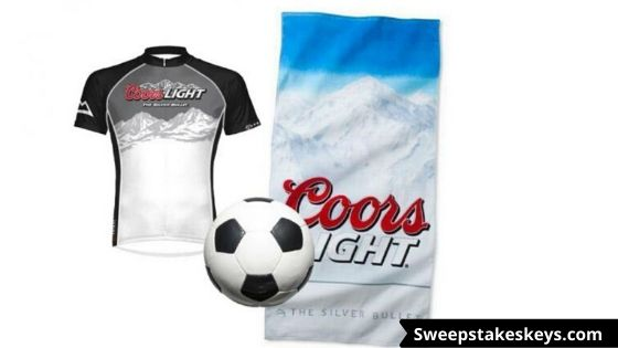 Coors Light Soccer Sweepstakes