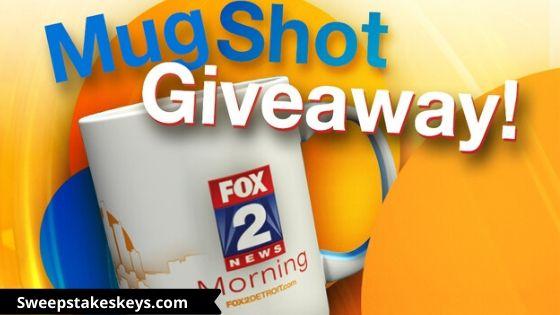 FOX 2 Detroit Mug Shot Giveaway