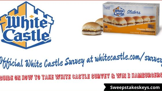 White Castle Guest Survey Sweepstakes