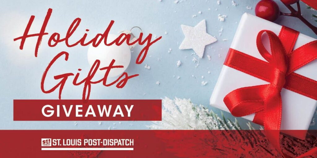 STL Today Holiday Gifts Giveaway National Sweepstakes