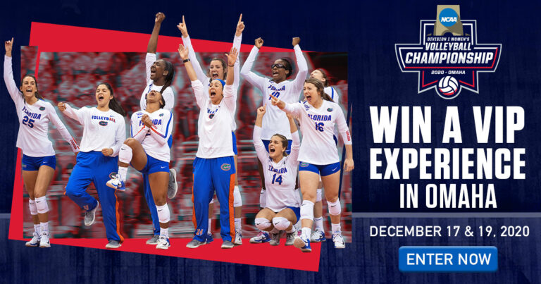 The NCAA Volleyball Championship Sweepstakes