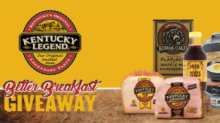 Kentucky Legend Better Breakfast Giveaway