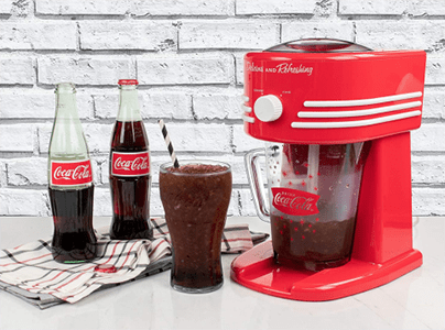 Coca Cola Slushie Machine Giveaway