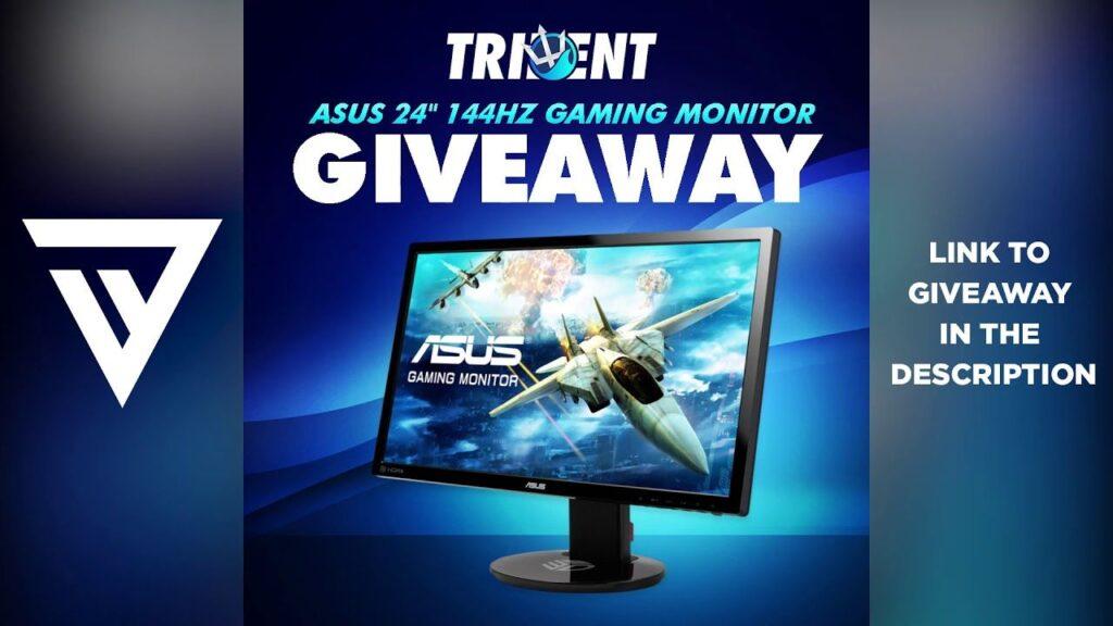 Asus Gaming Monitor Giveaway