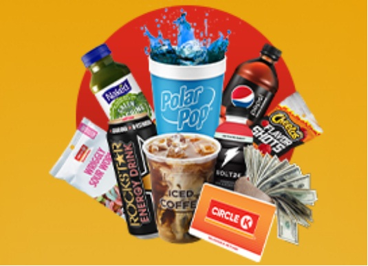 Circle K Stores Scratch And Match Sweepstakes