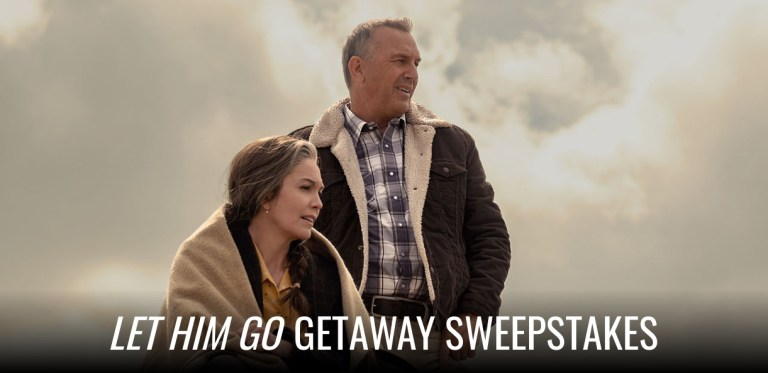 Focus Features Let Him Go Getaway Sweepstakes