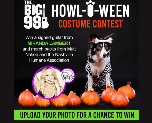 Howl O Ween Contest
