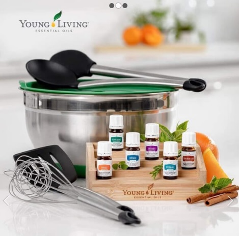 ILendi Autumn Young Living Giveaway