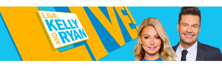 Live With Kelly And Ryan Live Home Sweepstakes