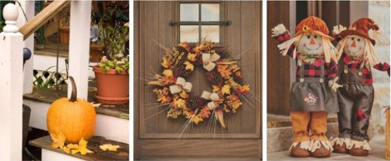 Lowe Fall Porch Contest