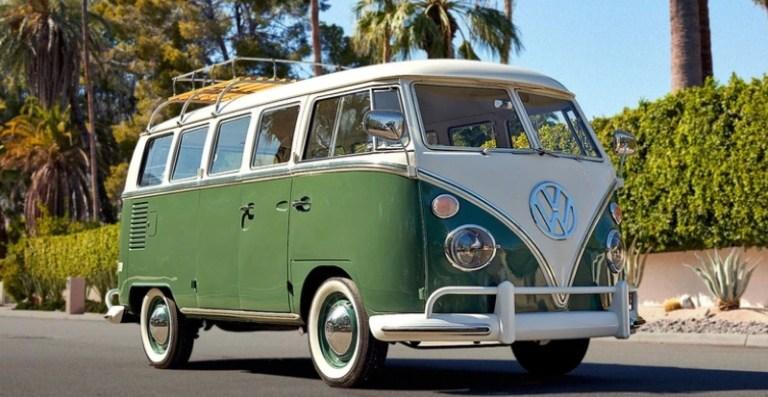 Omaze Tesla Powered 1966 VW Bus Sweepstakes