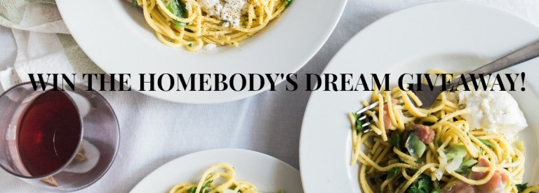 Wine Awesomeness The Homebody Dream Sweepstakes