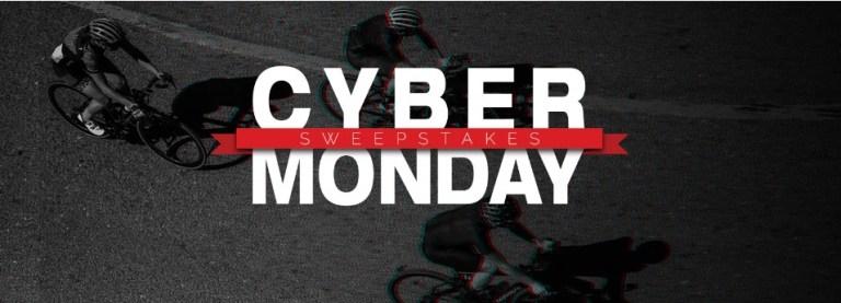 Bike Exchange Black Friday Cyber Monday Sweepstakes