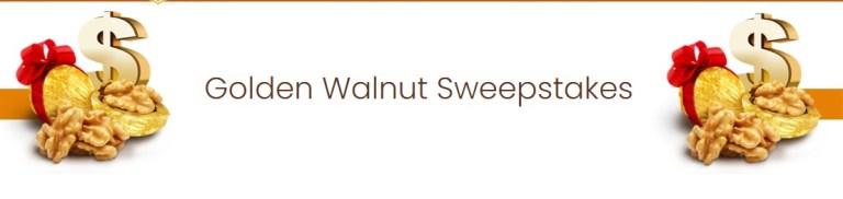 California Walnuts Holiday Sweepstakes