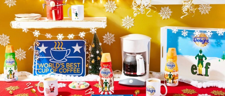 International Delight Holiday Sweepstakes