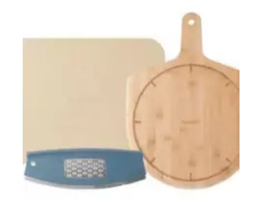Leo Pizza Stone Cutter And Paddle Set Giveaway