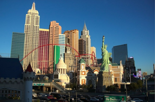 Reasons To Celebrate Thanksgiving In Las Vegas Giveaway
