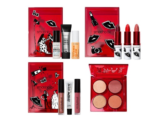Smashbox Holiday Collection Makeup Gift Sets Giveaway