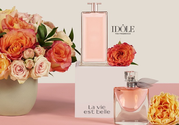 The Bouqs Company Bouqs Co Lancome Giveaway