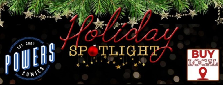 WFRV TV Powers Comics Holiday Spotlight Giveaway