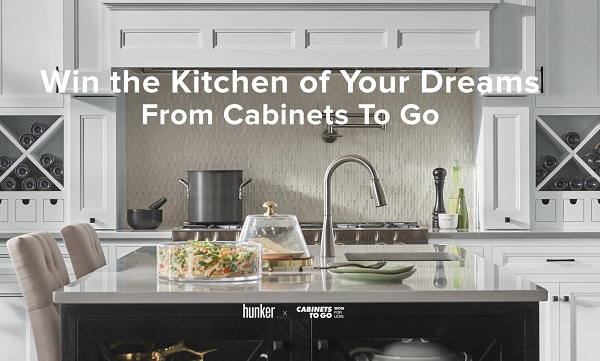 Cabinets to Go Kitchen Makeover Sweepstakes
