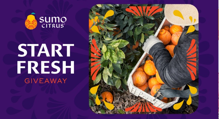 Sumo Citrus Box Of Sumo Citrus Giveaway