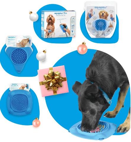 Aquapaw Holiday Gift Bundle Giveaway