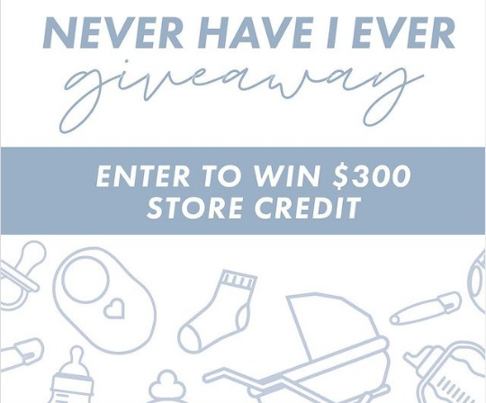 Baby Cubby $300 Shopping Spree Giveaway