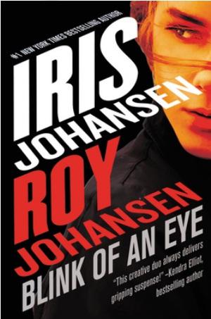 Blink Of An Eye By Iris Johansen Giveaway