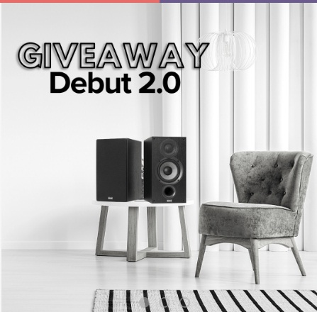 HiFi And Home Theater Speakers Giveaway