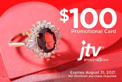 Jewelry Television Share The Jewelry Love Sweepstakes