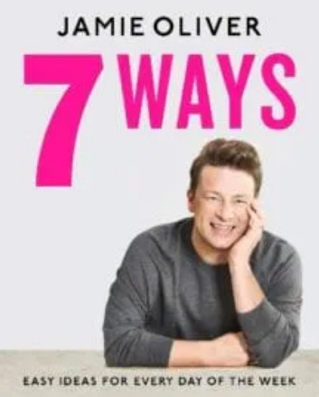 7 Ways Easy Ideas For Every Day Of The Week Giveaway