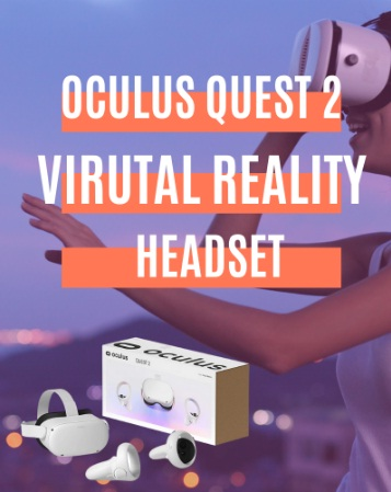 Oculus Quest 2 Virtual Reality Giveaway