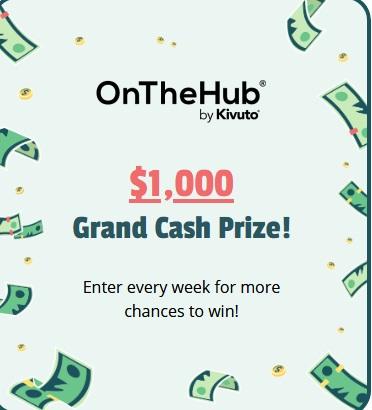 OnTheHub Drop The Debt Giveaway